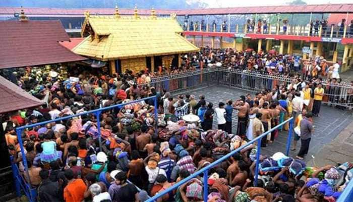 Leaders welcome SC verdict on Sabarimala Temple, say 'hopeful larger bench will uphold age-old traditions'