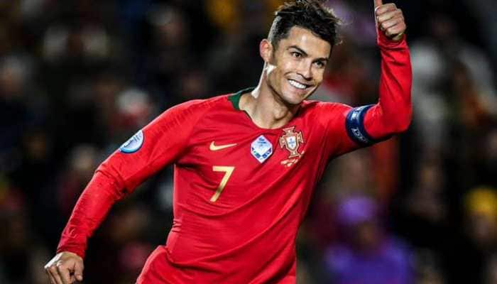 Euro 2020 qualifiers: Cristiano Ronaldo bags hat-trick, closes on 100 goals in Portugal rout