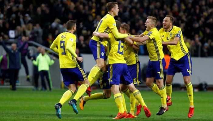 Sweden clinch Euro 2020 spot with 2-0 win over Romania