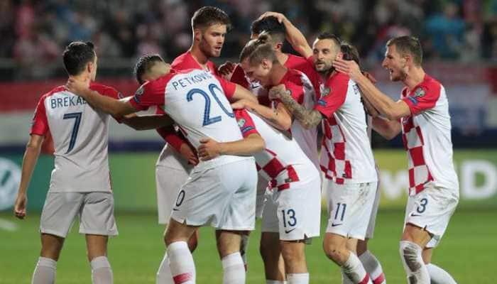 Croatia qualify for Euro 2020 with 3-1 win over Slovakia