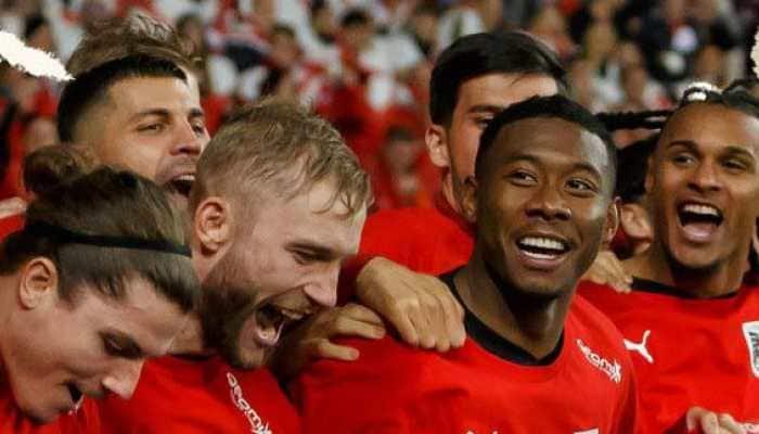 Austria edge past North Macedonia to qualify for Euro 2020
