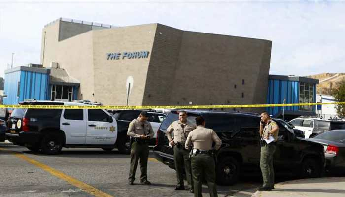 Five of a family killed in California shooting