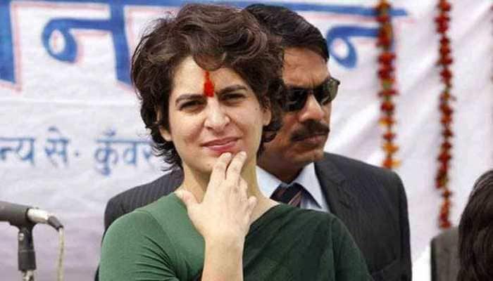 Priyanka Gandhi attacks Yogi Adityanath govt on UP minister Swati Singh's threat audio case
