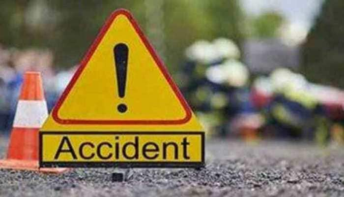 Five killed as tourist bus en route to Delhi overturns in UP's Deoria