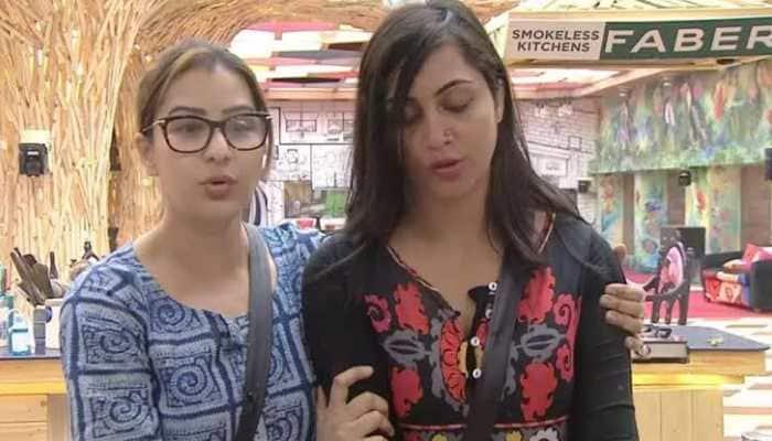 Bigg Boss 11 winner Shilpa Shinde and Arshi Khan had a mini-reunion- See pics