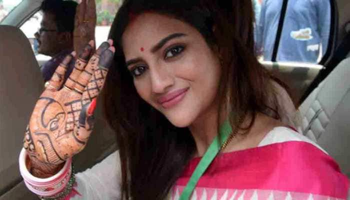 Nusrat Jahan hospitalised after medicine overdose