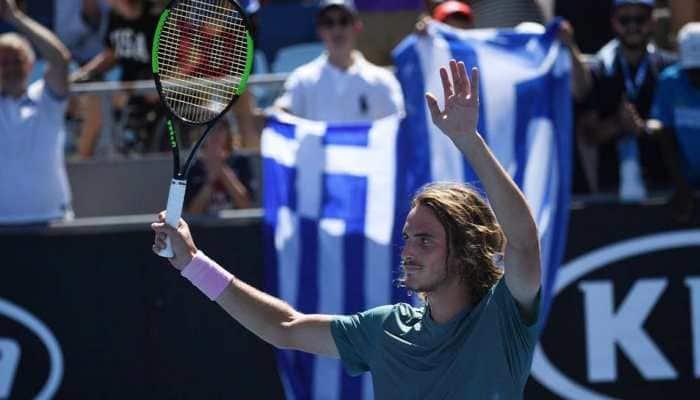 Stefanos Tsitsipas survives Dominic Thiem scare to clinch ATP Finals title