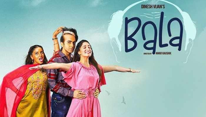 Ayushmann Khurrana-Bhumi Pednekar Bala continues glorious run at Box Office