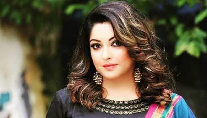 Tanushree Dutta is on 'intense workout' mode
