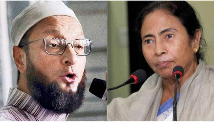 Mamata Banerjee showing her fear, frustration: Asaduddin Owaisi's reply to West Bengal CM's 'minority extremism' remark
