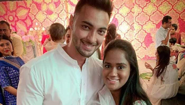 Aayush Sharma to Arpita Khan: Best part is having you by my side