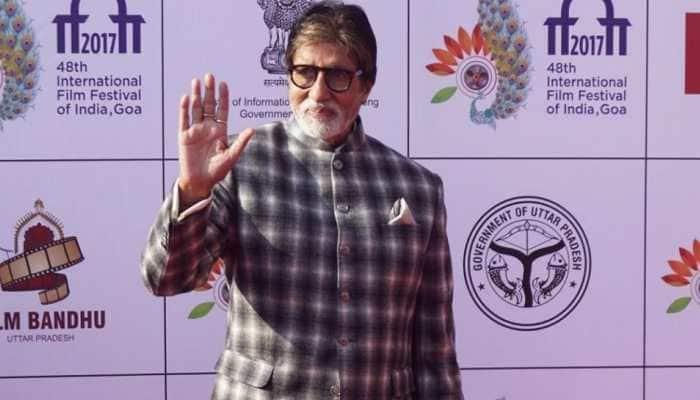 Amitabh Bachchan gets nostalgic at IFFI opening; recalls shooting first film in Goa