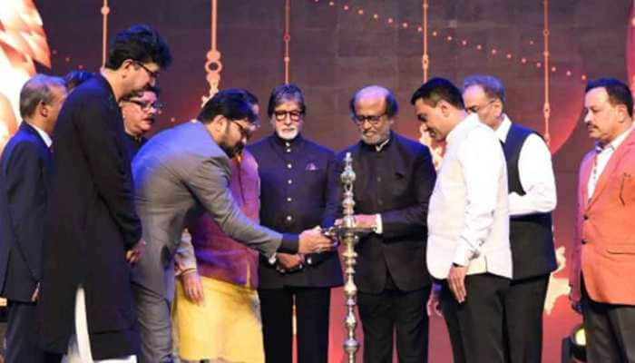 50th International film festival kickstarts in Goa, Superstar Rajinikanth titled as 'Icon of the year'