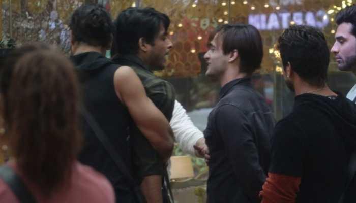 Bigg Boss 13 Day 51 written updates: Sidharth Shukla and Asim Riaz's friendship goes kaput
