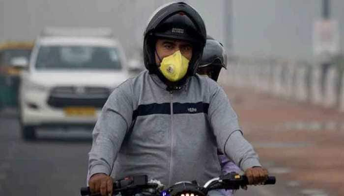 No respite for Delhiites as air quality reaches 'very poor' category, AQI at 312