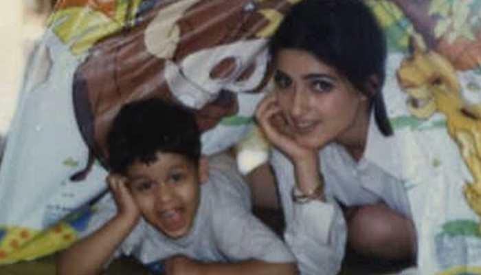 Twinkle Khanna's throwback pic with cousin Karan Kapadia is awwdorable!