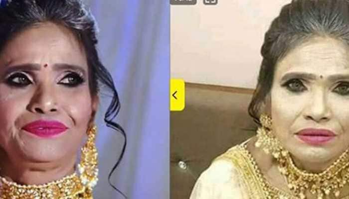 Ranu Mondal's viral makeover pic not real, claims make-up artist—Deets inside