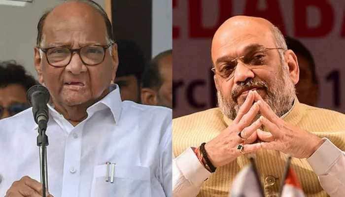 NCP takes a dig at Amit Shah, says Sharad Pawar has finally defeated 'Chanakya of Indian politics'