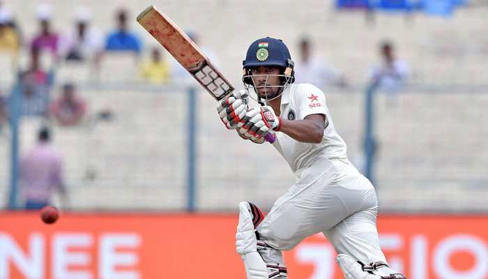 Wriddhiman Saha becomes 5th Indian wicket-keeper to affect 100 dismissals in Tests