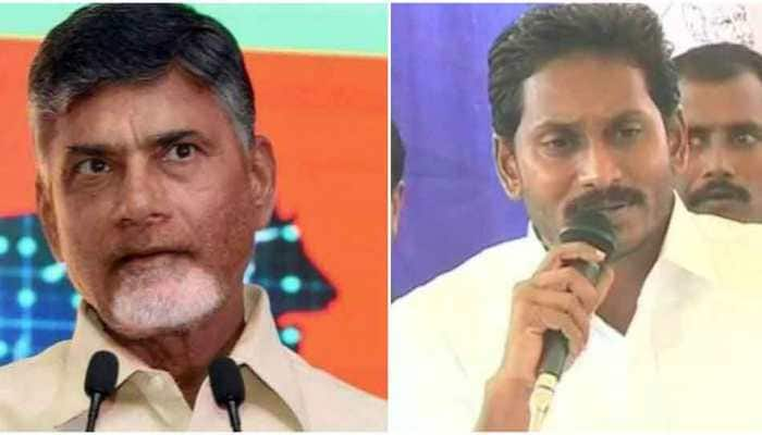 Chandrababu Naidu-led TDP and Jaganmohan Reddy-led YSRCP engage in Twitter war over Tricolour