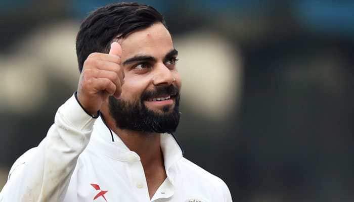 Virat Kohli becomes fastest to 5,000 Test runs as captain