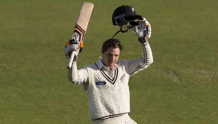 1st Test: BJ Watling's ton helps New Zealand take lead against England on Day 3