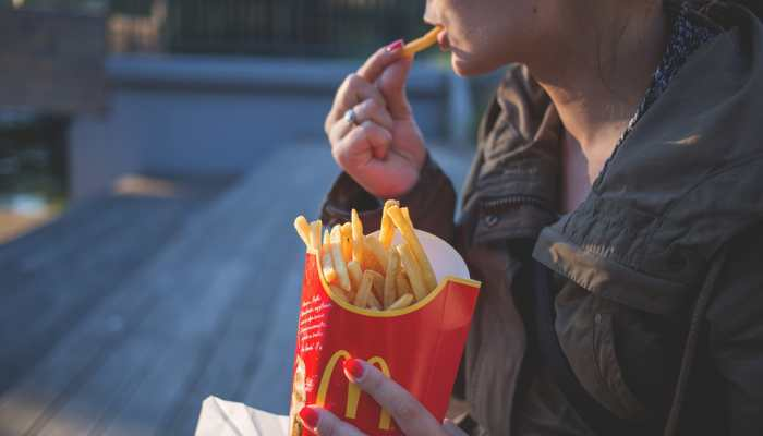 McDonald's mocks 'ghiya-tori' in its new advertisement and FSSAI is certainly not 'lovin it'