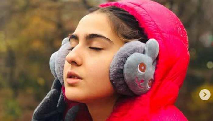 Sara Ali Khan reveals why she goes to New York frequently