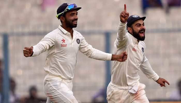 Virat Kohli-Ajinkya Rahane achieve another feat in Test cricket