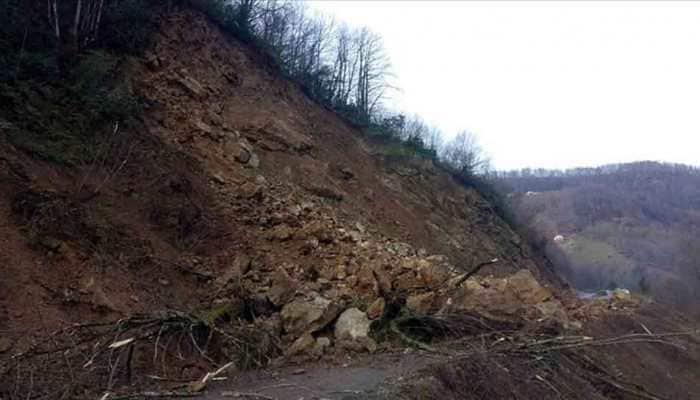 Landslides kill 36 people as heavy rains lash northwestern Kenya