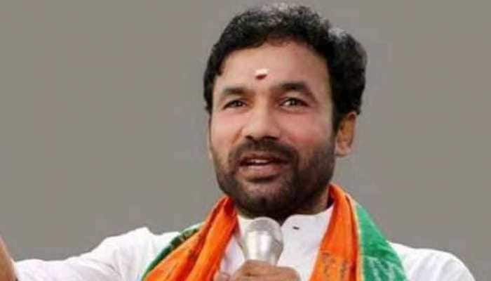 Will bring home two Indians caught in Pakistan without documents: Union Minister Kishan Reddy