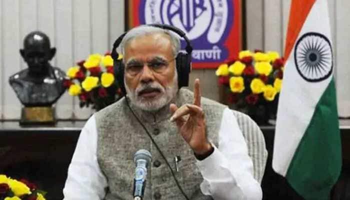 PM Narendra Modi to address 59th edition of 'Mann Ki Baat' today