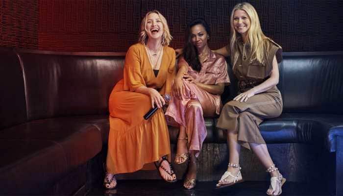 Gwyneth Paltrow, Kate Hudson, Zoe Saldana soak in Dubai spirit