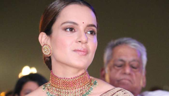 Kangana Ranaut set to produce 'Aparajitha Ayodhya' based on Ram Mandir-Babri Masjid issue