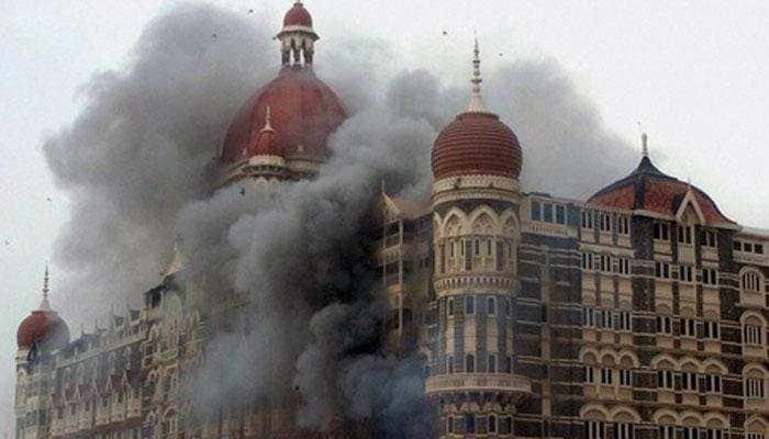 Vice President Venkaiah Naidu pays tribute to martyrs of 26/11 Mumbai terror attacks