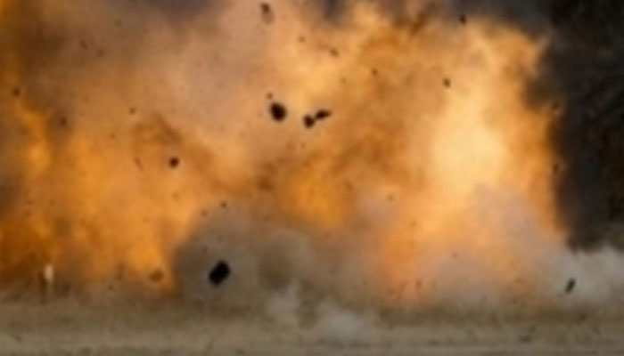 Blast outside University of Kashmir in Srinagar, two injured