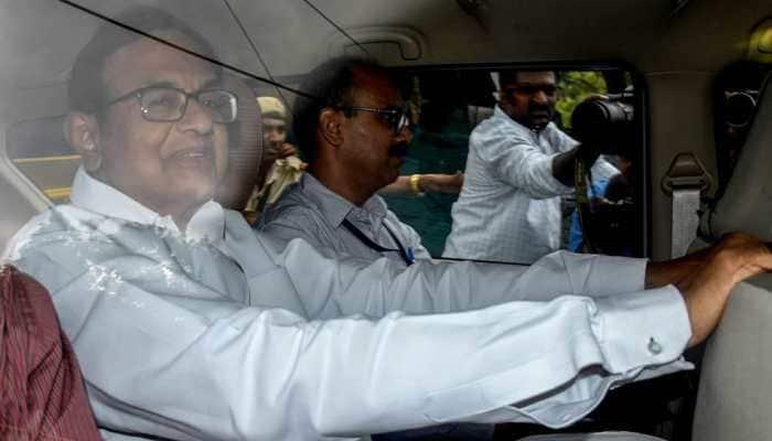 INX Media case: SC to hear P Chidambaram's bail plea on Wednesday
