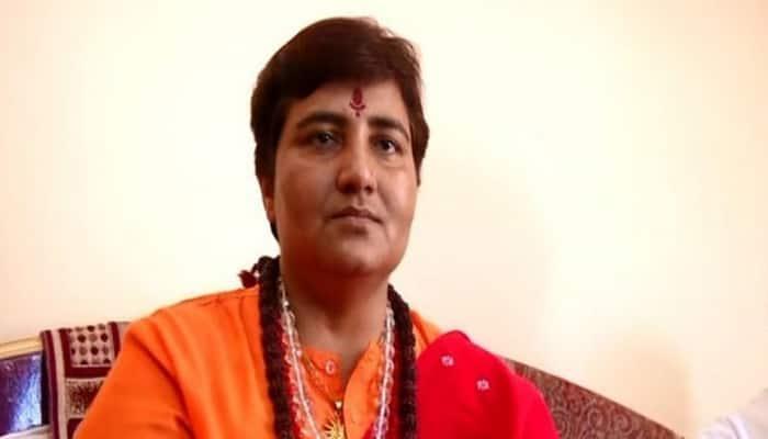 Pragya Thakur courts controversy with statement on Nathuram Godse