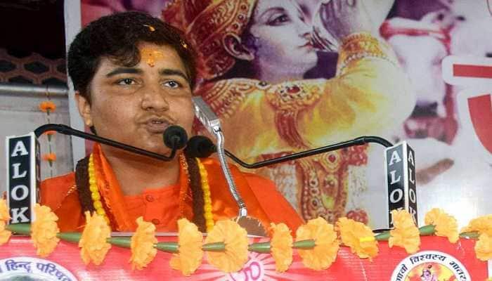 Sadhvi Pragya apologises for Godse remarks, attacks Rahul Gandhi for calling her terrorist