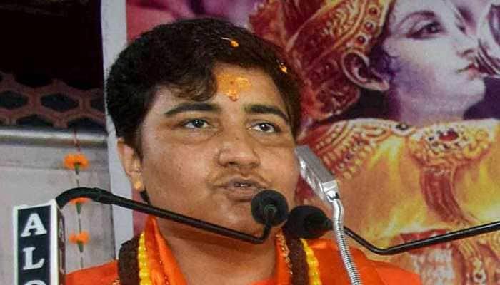 Under Opposition fire, BJP MP Sadhvi Pragya Thakur apologises again for Godse remarks