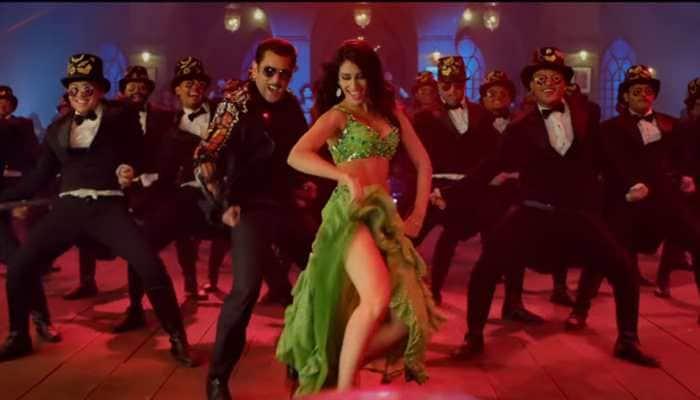 Salman Khan calls 'Munna Badnaam' most 'badass' song