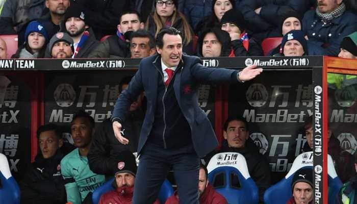 Arsenal sack head coach Unai Emery and team