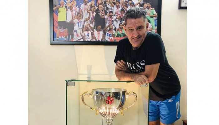 Chennaiyin FC parts ways with head coach John Gregory