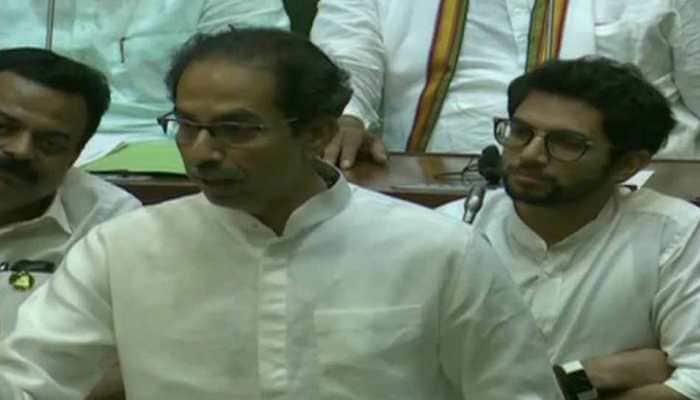 Still with ideology of 'Hindutva', never betrayed Fadnavis' government: Maharashtra CM Uddhav Thackeray