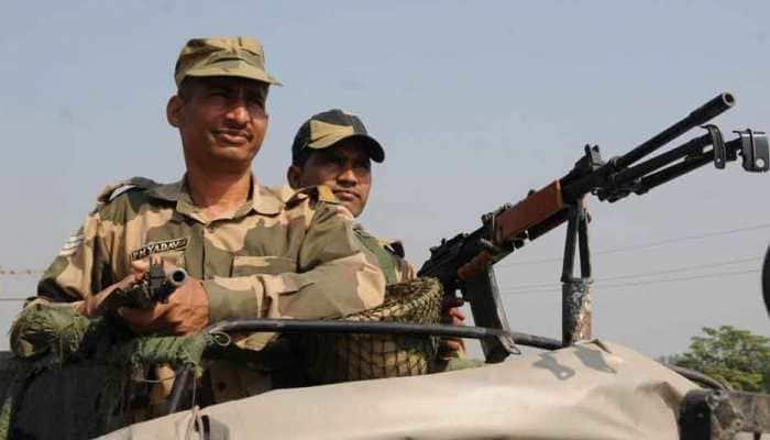 BSF combating drone intrusion incidents in border area: DG V.K. Johri