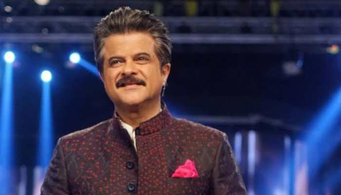 Anil Kapoor interacts with CISF trainees in Hyderabad