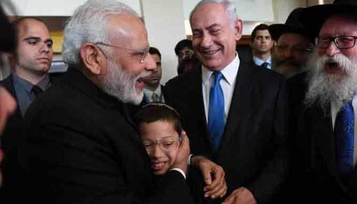 PM Modi's moving message to 26/11 survivor Moshe Holtzberg on his bar mitzvah