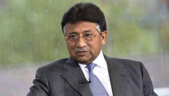 Former Pakistan president General (retd) Pervez Musharraf admitted to hospital in Dubai