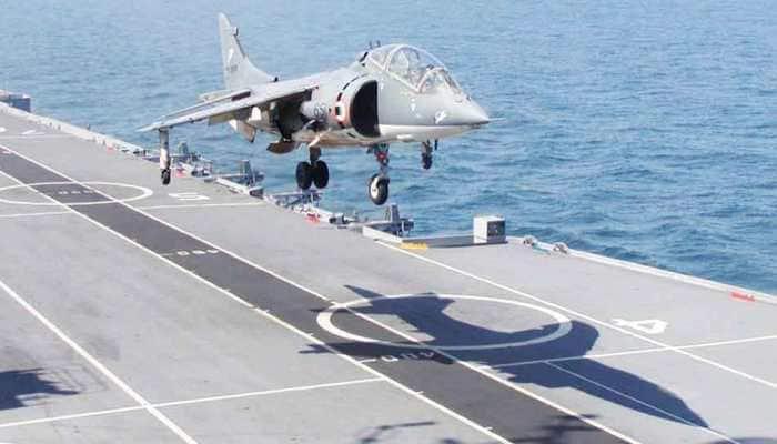 Sea Harrier may join aircraft museum in Kolkata