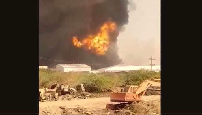 18 Indians killed in LPG tanker blast at a factory in Sudan's Khartoum